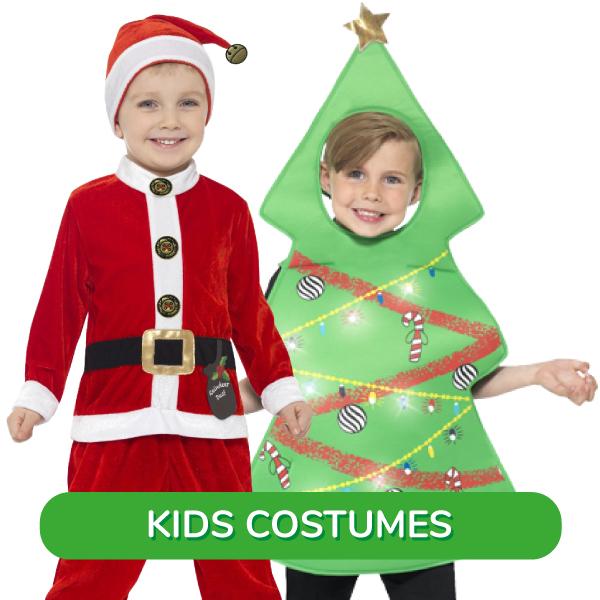 Kids Christmas Range