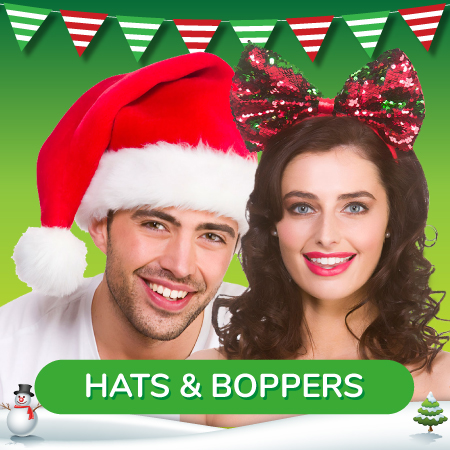 Hats & Boppers