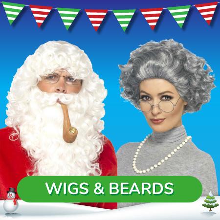 Wigs & Beards