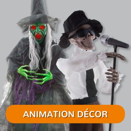 Halloween - Animation Decor