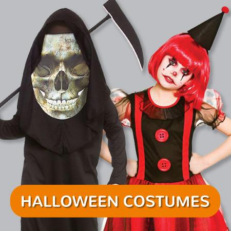 Halloween - Costumes