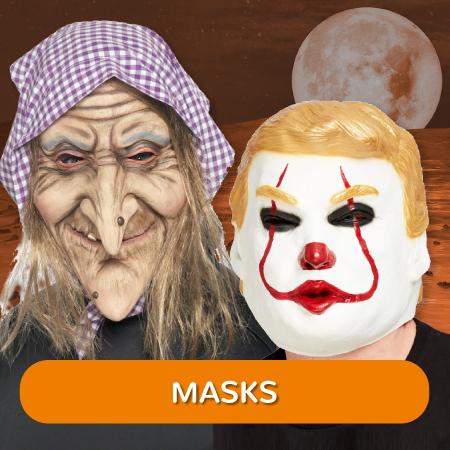 Halloween - Masks