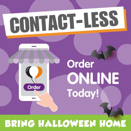 Halloween - Contact-Less