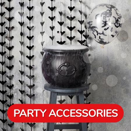 Shop Halloween Party Accessories
