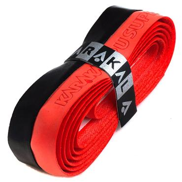 KARAKAL DUO SUPER HURLING GRIP - BLACK/RED