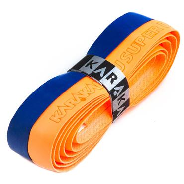 Karakal Duo Super Hurling Grip - Blue/Orange