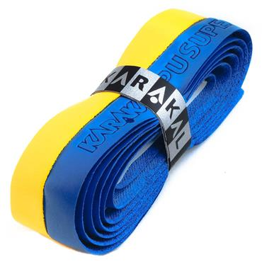 KARAKAL DUO SUPER HURLING GRIP - BLUE/YELLOW