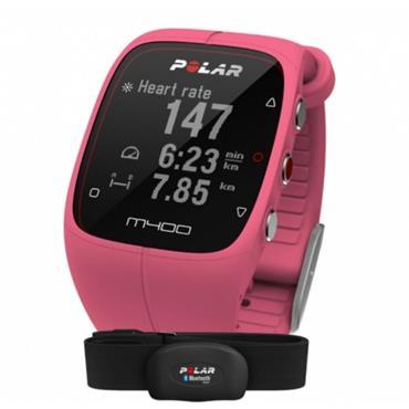 Polar M400 Fitness Tracker Regular - Pink