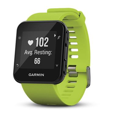 GARMIN FORERUNNER 35 GPS RUNNING WATCH - GREEN