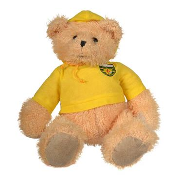 LARGE TEDDY BEAR - YELLOW