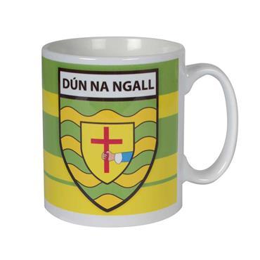 Donegal GAA Mug - Yellow