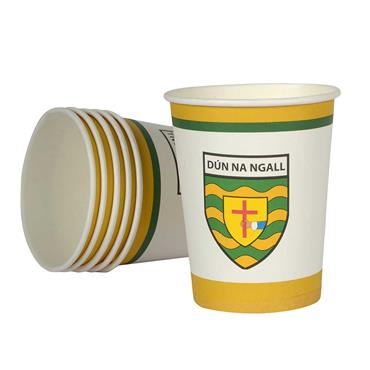 Donegal GAA Cups - Yellow