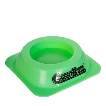 THE GREEN BALL COMPANY KICKING TEE - GREEN