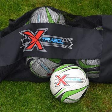 The Green Ball Company Soccer Xtrabol - WHITE