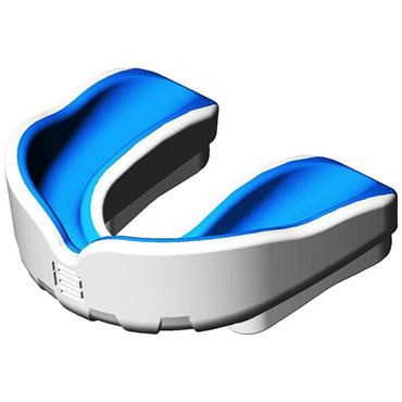 Makura Senior Ignis Pro Mouthguard - White/Blue