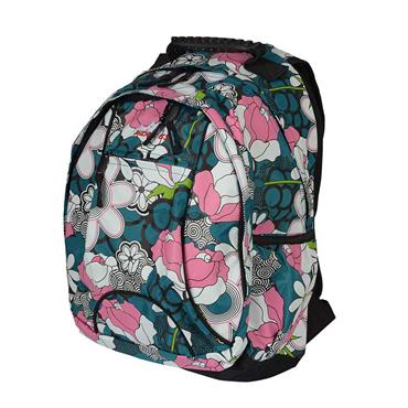 Animal Orwell Backpack - Green/Pink