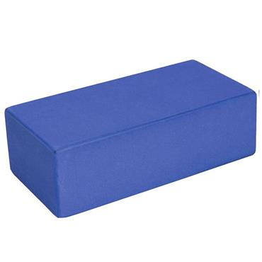 Fitness Mad High Density Yoga Brick - Blue