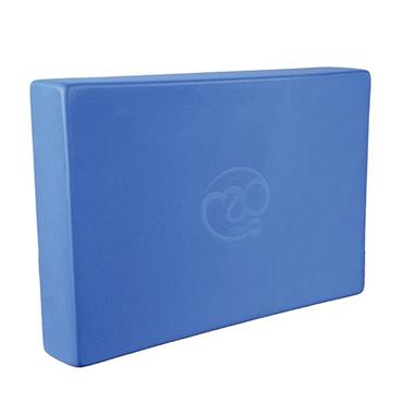 Fitness Mad Full Yoga Block - BLUE