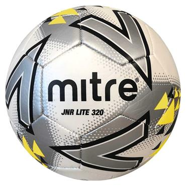 Mitre Junior Lite Football | (Ages U9-U11) | 320G - Yellow