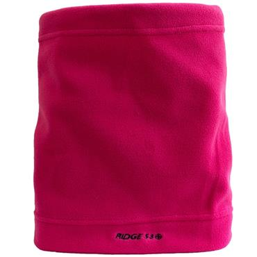 Ridge 53 Neck Tower Fleece Scarf - Pink