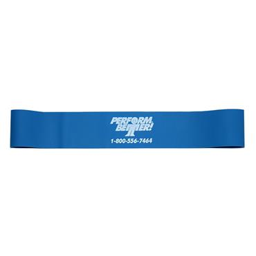 Perform Better Resistance Band Strong - Blue