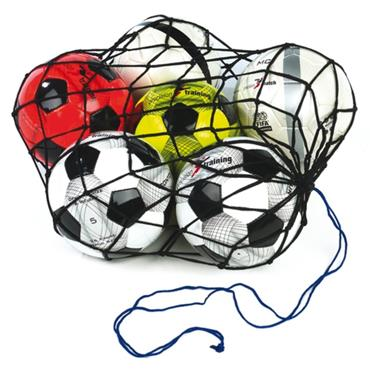 PRECISION BALL CARRY NET 12 BALLS - BLACK