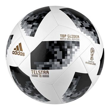 Adidas Top Glider World Cup Ball 2018 - White