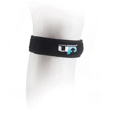 ULTIMATE PERFORMANCE PATELLA KNEE STRAP - BLACK