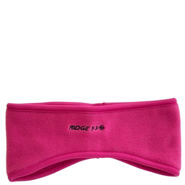 Ridge 53 Fleece Ear Warmer - Pink