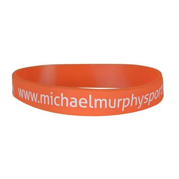 Michael Murphy Sports & Leisure Wristband - Orange