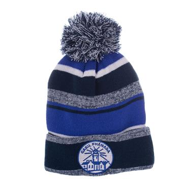 FANAD GAELS BOBBLE HAT - BLUE