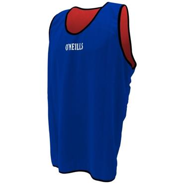 O'Neills Senior Reversable Bibs - Blue/Orange