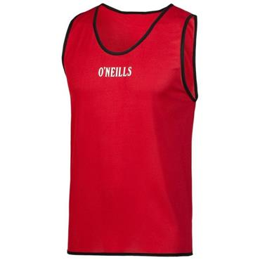 O'Neills Junior Mesh Bibss - Red