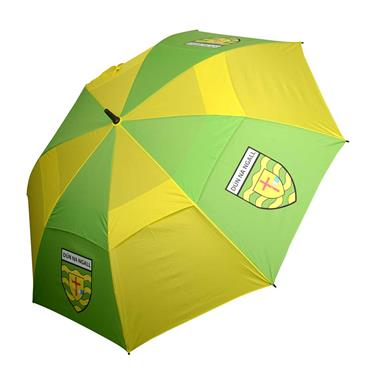 Donegal GAA Vented Umbrella - Green