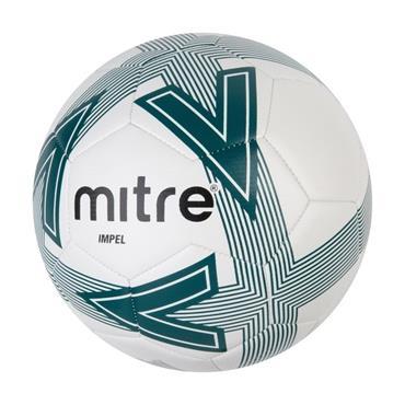 Mitre Impel Training Ball Size 5 - WHITE