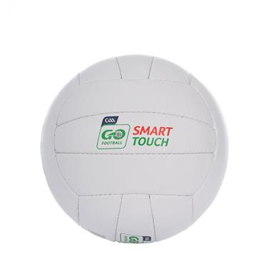 O'NEILLS SMART TOUCH FOOTBALL - WHITE