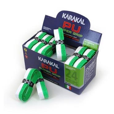 Karakal Duo Super Hurling Grip - Green/White