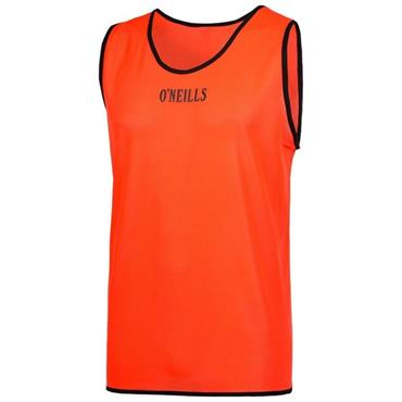 O'Neills Senior Mesh Bibs - Orange