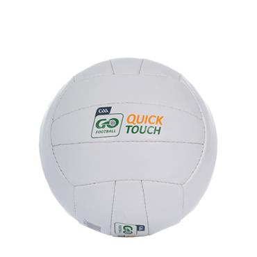 O'NEILLS QUICK TOUCH FOOTBALL - WHITE