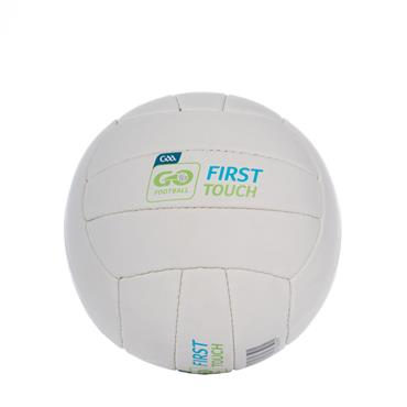 O'NEILLS FIRST TOUCH FOOTBALL - WHITE