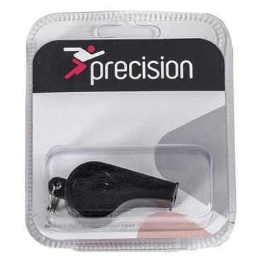 Precision Plastic Whistle - BLACK