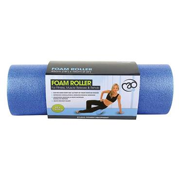 "Fitness Mad Foam Roller 18"" - Blue"