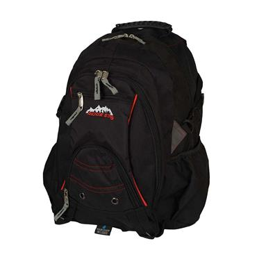 Ridge 53 Bolton Backpack - BLACK