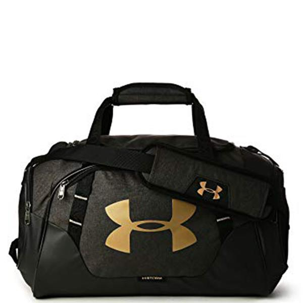 1ab76df73702 UNDER ARMOUR UNDENIABLE 3.0 DUFFLE BAG - BROWN BLACK