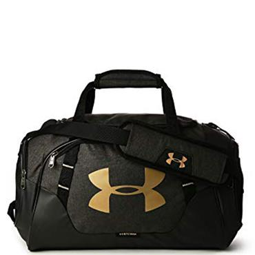 UNDER ARMOUR UNDENIABLE 3.0 DUFFLE BAG - BROWN/BLACK