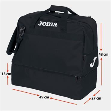 Joma Training Bag III (Large) - BLACK