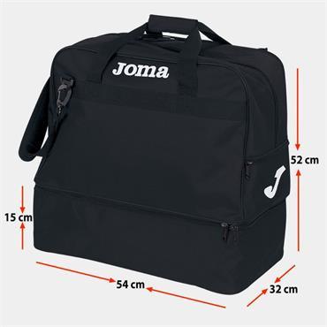 Joma Training Bag III (XLarge) - BLACK