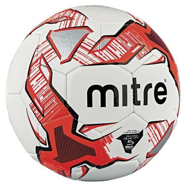 Mitre Impel Training Ball Size 5 - Red