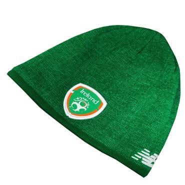 New Balance Ireland FAI Woolie Hat - Green