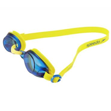 Speedo Jet Junior Goggles - Blue/Yellow